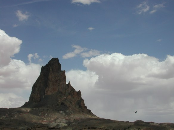 Agathla Rock