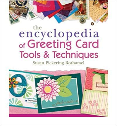 Book Review: The Encyclopedia of Greeting Card Tools & Techniques