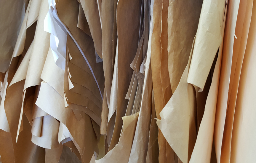Picture of paper patterns