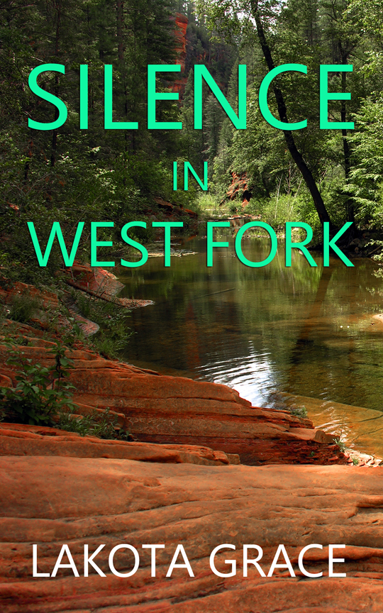 Cover for upcoming release: SILENCE IN WEST FORK