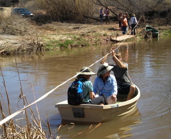 Rowboat to Eliphante