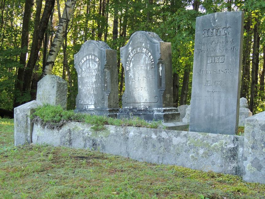 Stories in tombstones