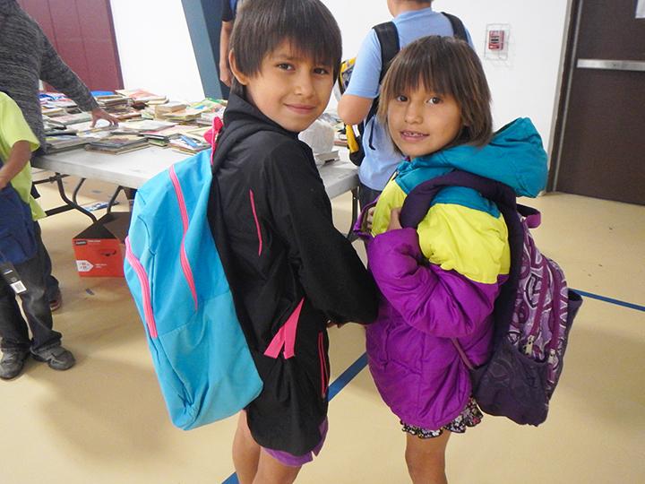 Sponsor Lakota Youth in CRYP's 2020 School Supplies Drive