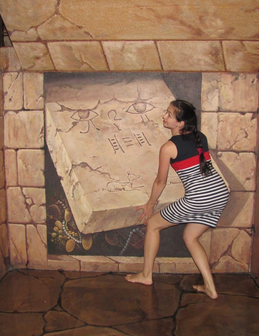 3D галерея Art in paradise Pattaya сокровища
