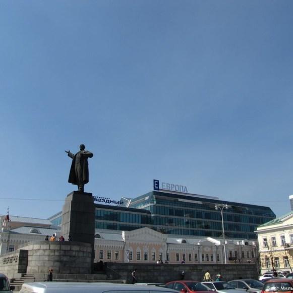 памятник лелину площадь 1905 года екатеринбург центр екатеринбурга фото