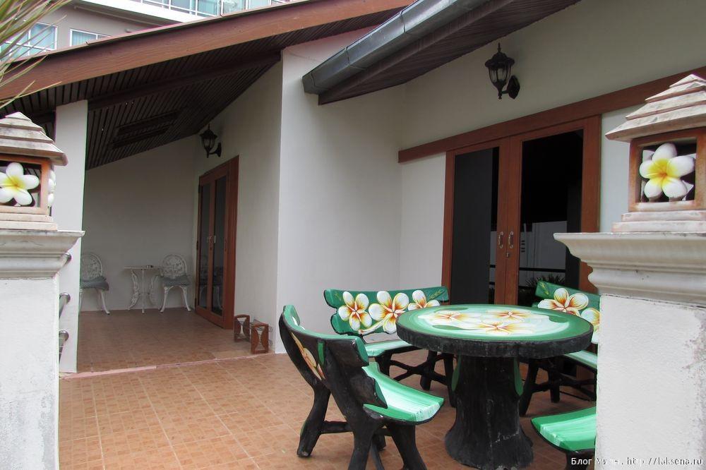 Kotchaphorn garden villas, Паттайя, Таиланд