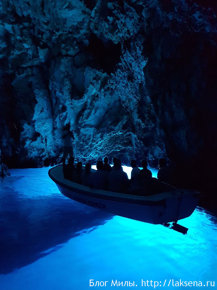 Экскурсия по семи островам из Трогира