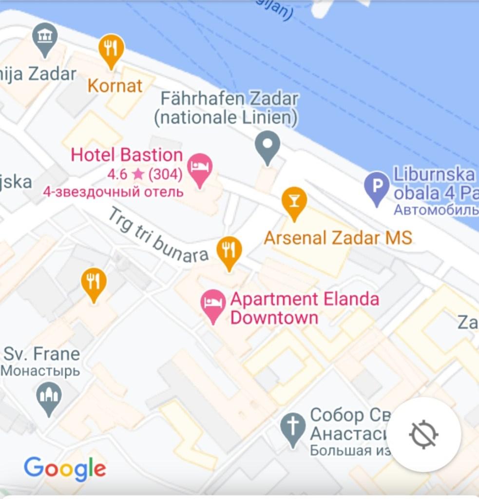 Apartment Elanda Downtown