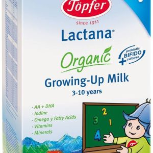TOPFER ORGANIC MILK POWDER LACTANA 4 (4 UNIT)