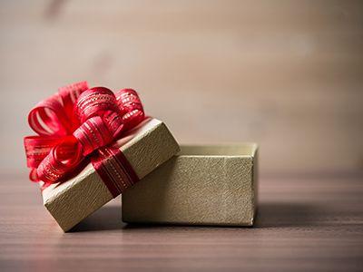 Packaging cajita de regalo