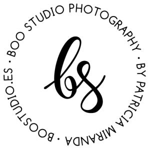 Logotipo de Boo Studio de fotografía