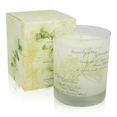 aromatherapy candle from thymes