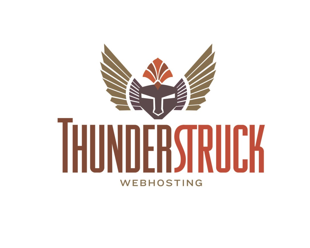 Thunderstruck Webhosting Logo