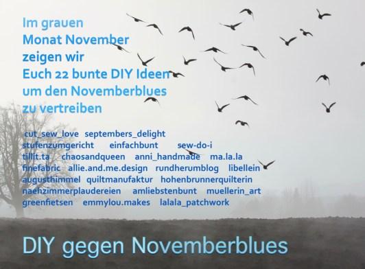DIY gegen Novemberblues