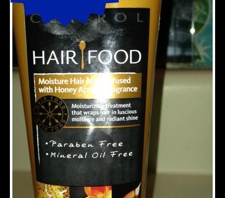 Influenster: Clairol Hair Food Review #ModaVoxBox #Hairfood