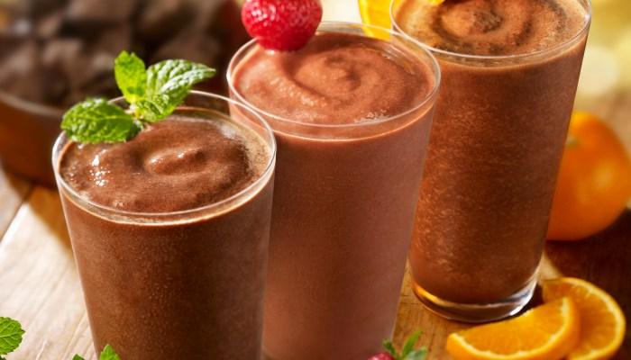 Smoothie King's Dark Chocolate Smoothie Review #SmoothieKing