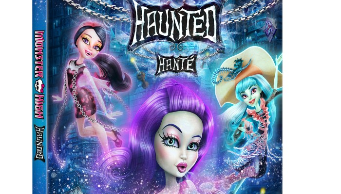 Monster High: Haunted Available on Blu-ray Combo Pack and DVD March 24th