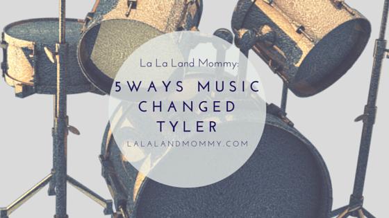 La La Land Mommy: 5 Ways Music Changed Tyler