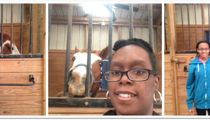 Our First Horse Ride At Pure Horse Play