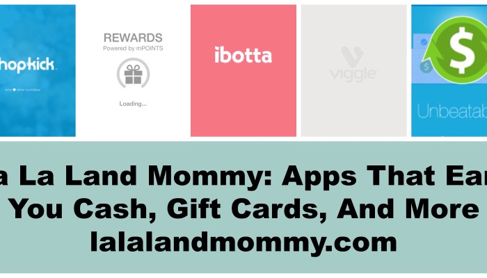 Apps That Earn You Cash, Gift Cards, And More