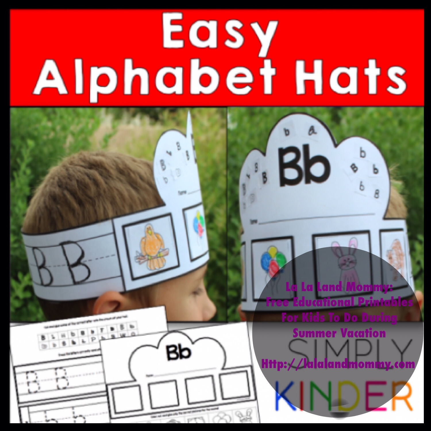Free Educational Printables For Kids To Do During Summer