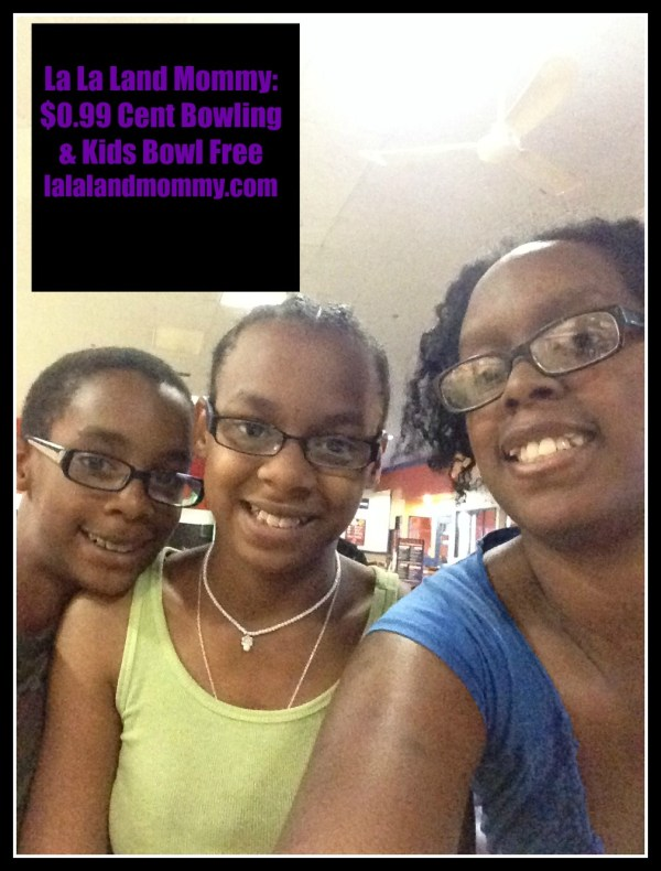 La La Land Mommy: $0.99 Cent Bowling & Kids Bowl Free