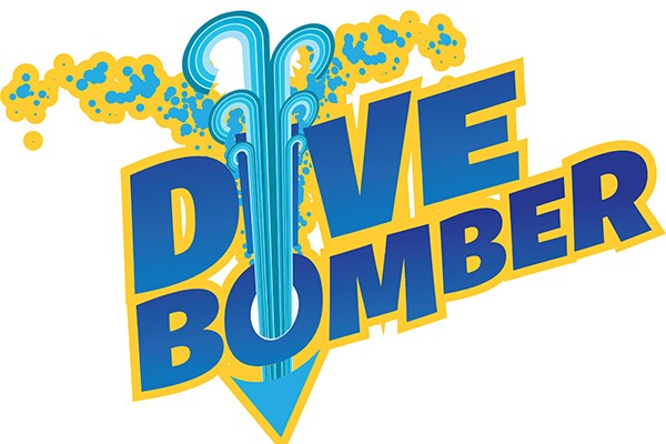 Six Flags White Water Debuts The Dive Bomber