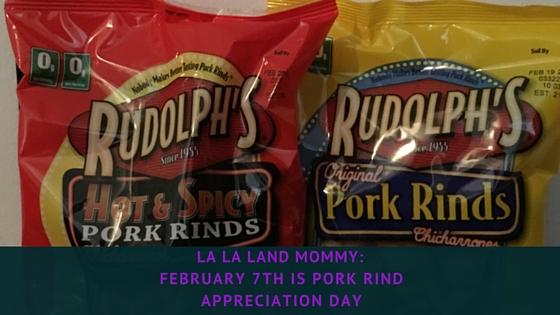 February 7th Is Pork Rind Appreciation Day