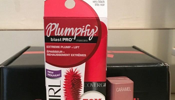 Covergirl Plumpify Mascara & Oh Sugar Lip Balm Review