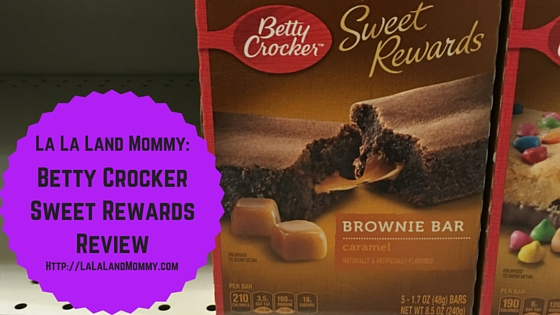 Giveaway: Sweet Surprises With Betty Crocker Sweet Rewards Bars