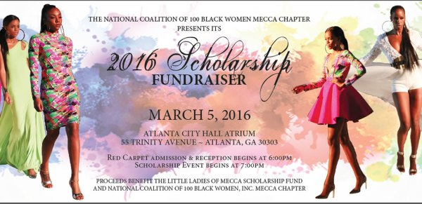 Natonal Coalition of 100 Black Women 4th Annual Fashion Show