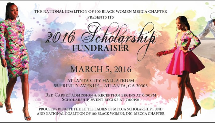 Event: The National Coalition of 100 Black Women Fashion Show 2016 Fundraiser