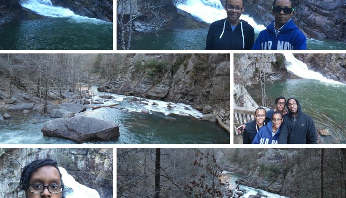 A Visit To Tallulah Falls