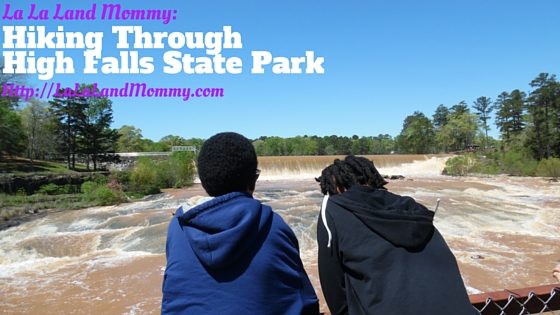 La La Land Mommy: Hiking Through High Falls State Park