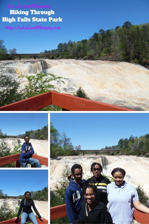 La La Land Mommy: Hiking Through High State Falls Park