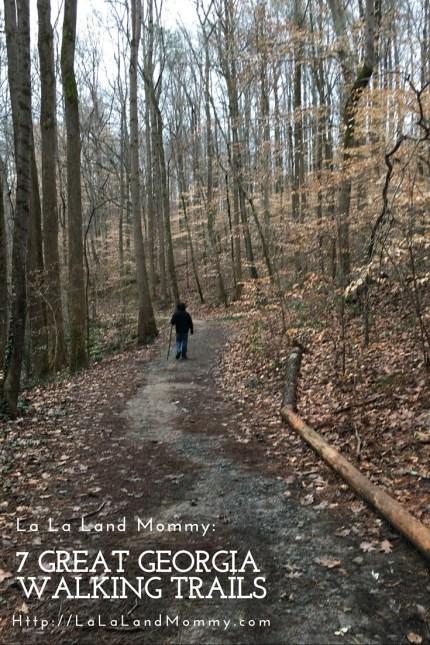 La La Land Mommy: 7 Great Georgia Walking Trails