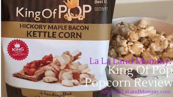 La La Land Mommy:  King Of Pop Popcorn Review