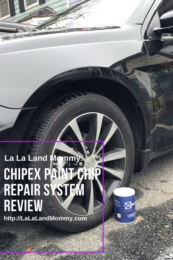 La La Land Mommy: Chipex Paint Chip Repair System Review