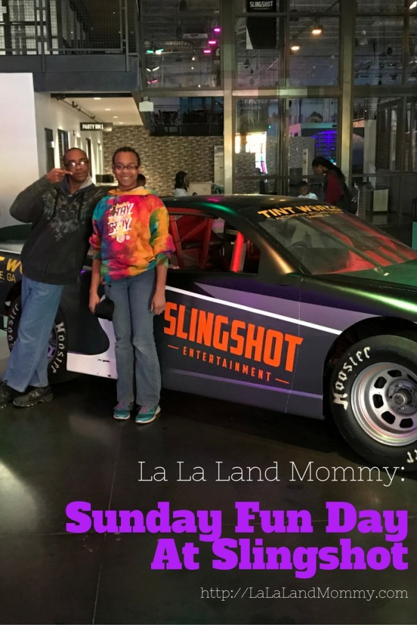 La La Land Mommy: Sunday Funday At Slingshot