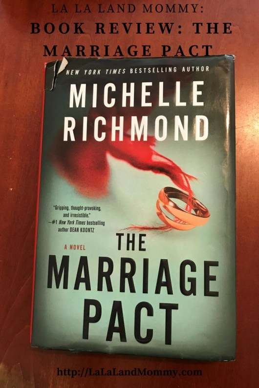 La La Land Mommy: Book Review: The Marriage Pact