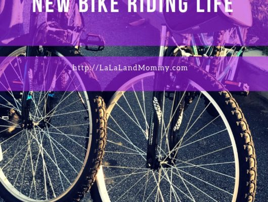 Self Love Monday: My New Bike Riding Life