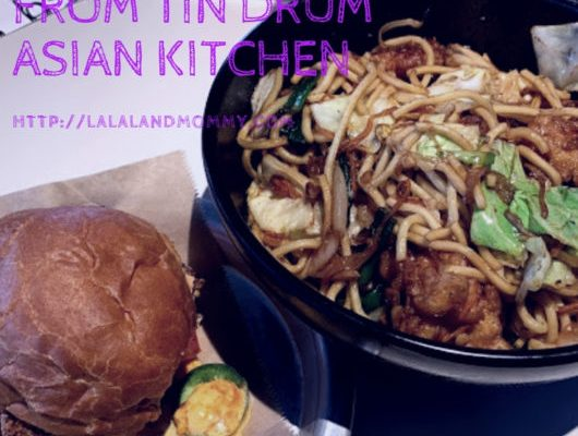 How I Won A Year Of Free Food From Tin Drum Asian Kitchen