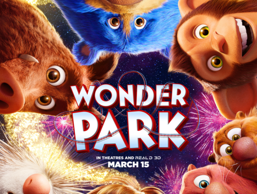 Wonder Park In Theaters March 15th