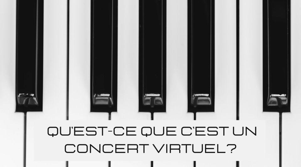 Le concert virtuel, la nouvelle mode crée par la covid-19. On va t'expliquer ce que c'est.