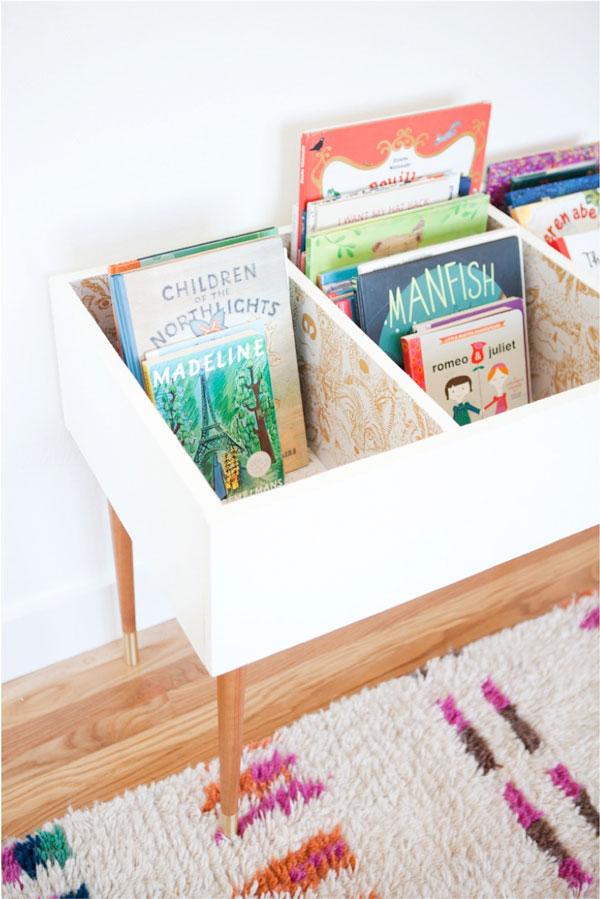 Book Bin #DIY