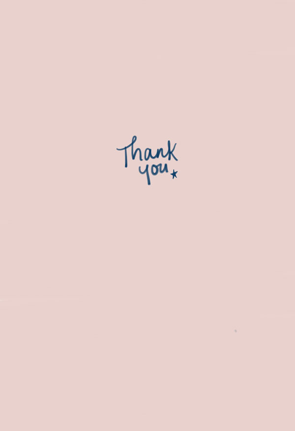 The Power of Thank You | La La Lovely Blog