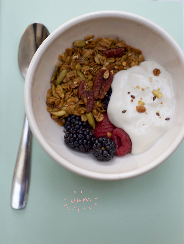 Game Changer Granola Recipe