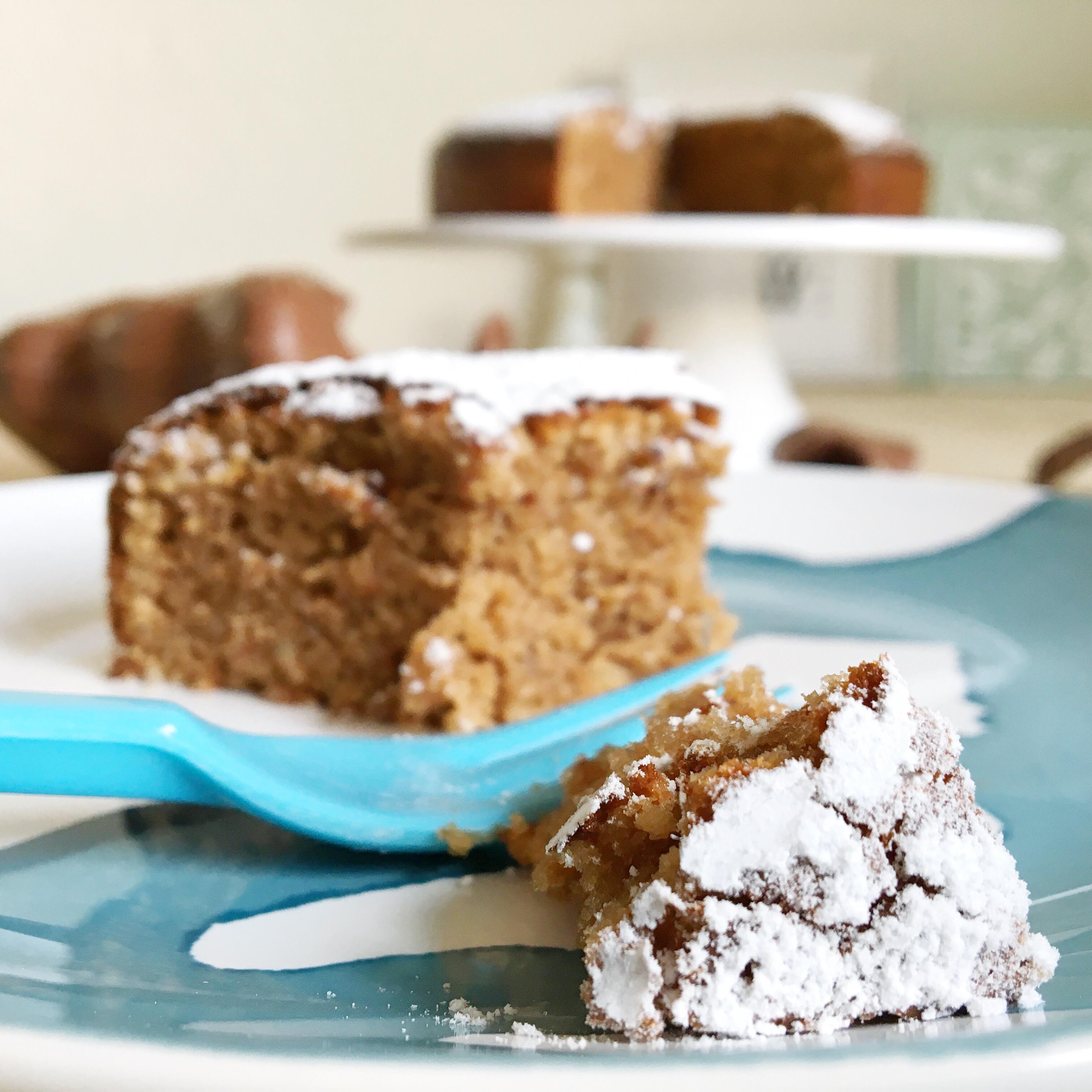 Schokoladenkuchen aus Osterhasen - Back dich glücklich ...