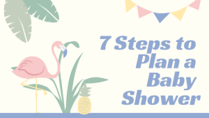 Planning a Baby Shower