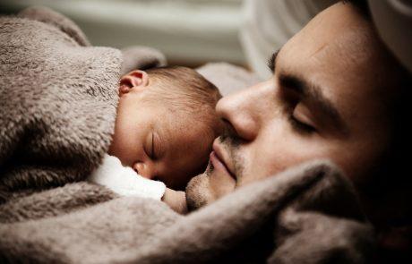 גברים בחדר לידה